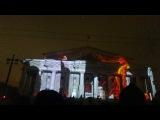 Новогоднее лазерное шоу в СПб.